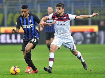 مشاهدة مباراة انتر ميلان وبولونيا بث مباشر اليوم 02-11-2019 في الدوري الايطالي