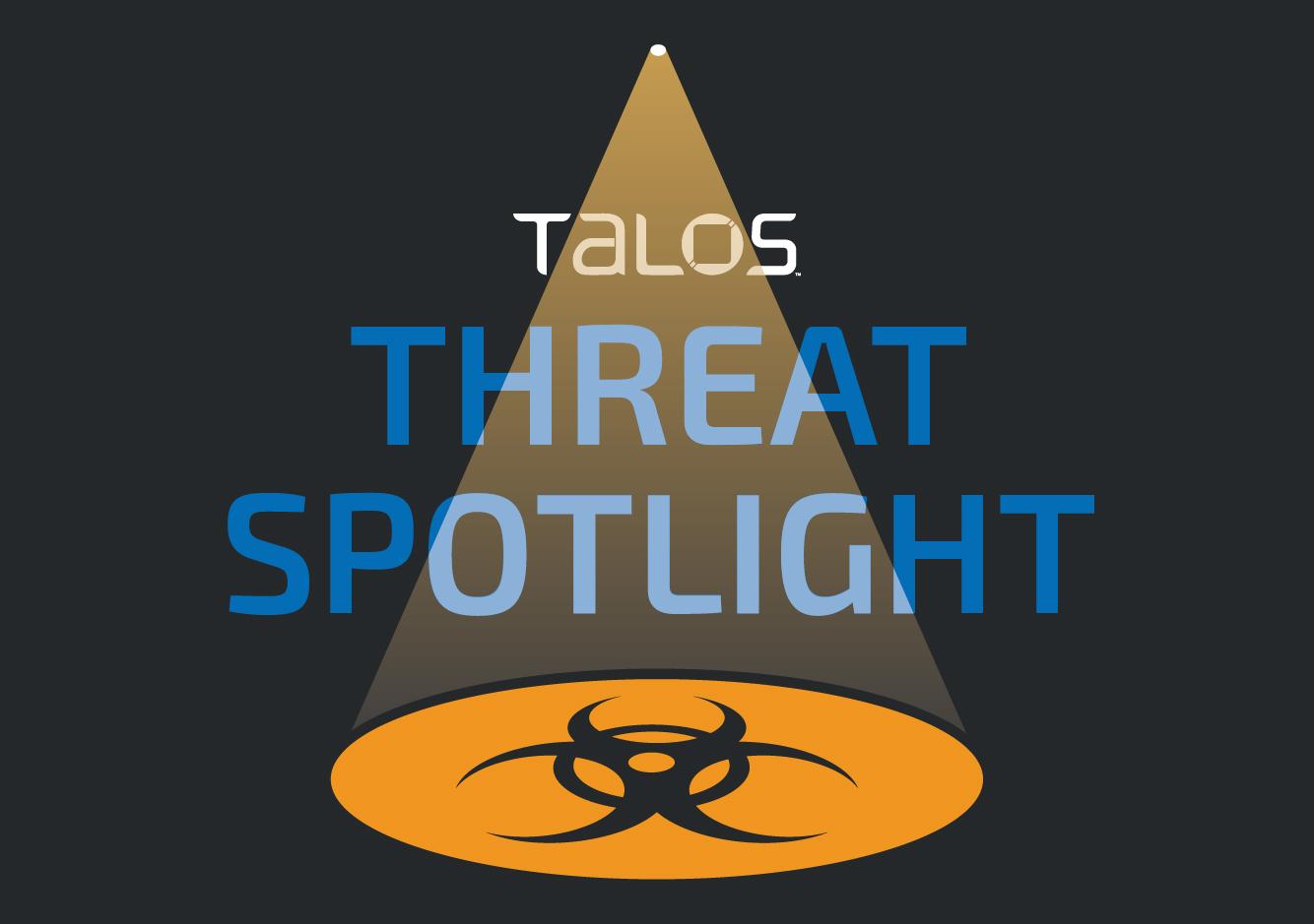 Talos Blog || Cisco Talos Intelligence Group - Comprehensive