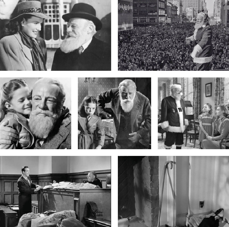 A Vintage Nerd, Vintage Blog, Old Hollywood Blog, Miracle on 34th Street, Natalie Wood, Classic Christmas Movies