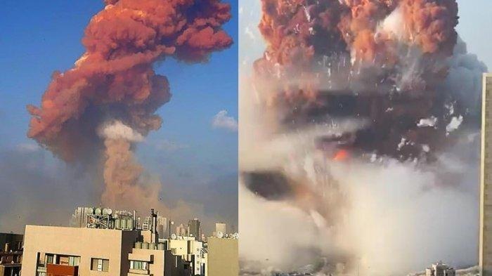 Meski Sama Dahsyat, Ledakan di Lebanon Tidak Sama dengan Ledakan Bom Atom, naviri.org, Naviri Magazine, naviri majalah, naviri