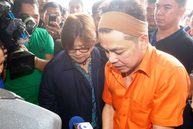 Colangco reveals De Lima received P3 million monthly payola