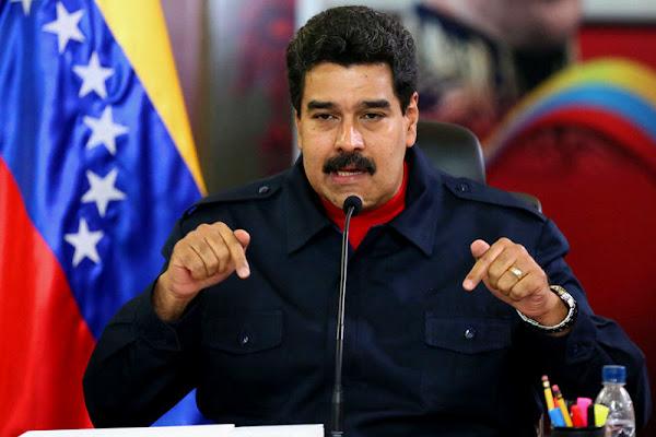 Maduro no quiere vender petróleo a los Estados Unidos