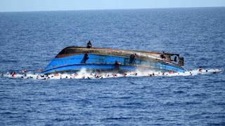 Seruan SOS Diabaikan, Ratusan Pengungsi Suriah Tenggelam