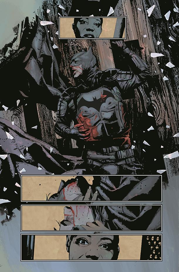 Batman: The Imposter #1 - 2