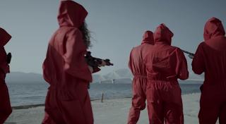Το Casa de Papel στη γέφυρα Ρίου - Αντιρρίου: Το ελληνικό promo του Netflix που έγινε viral