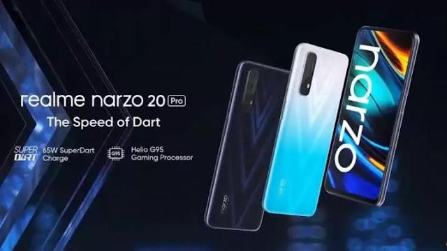 Realme Narzo 20, Narzo 20A, Narzo 20 Pro भारत में लॉन्च, जानें दाम व सारी खूबियां