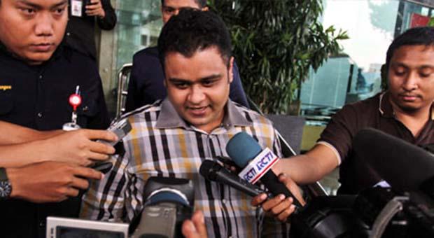 Tidak kooperatif, KPK Peringati Keras Muhajidin Nur Hasim