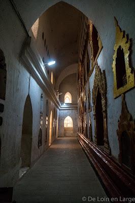 Ananda temple - Bagan - Myanmar - Birmanie