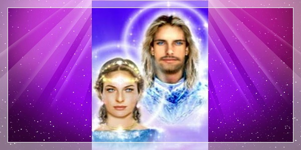 7º Raio Violeta - Elohins Arcuturus e Diana