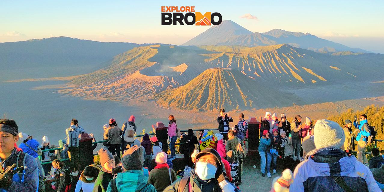 wisata ke gunung bromo dari surabaya dengan shuttle Damri