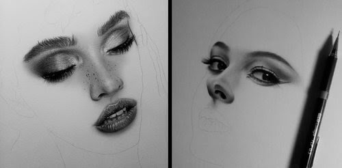 00-D-Ponjavić-WIP-Pencil-Portrait-Drawings-www-designstack-co