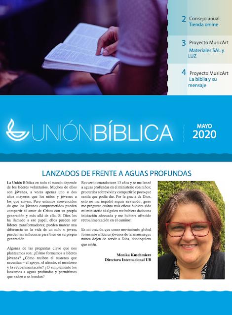 Boletín Mayo 2020