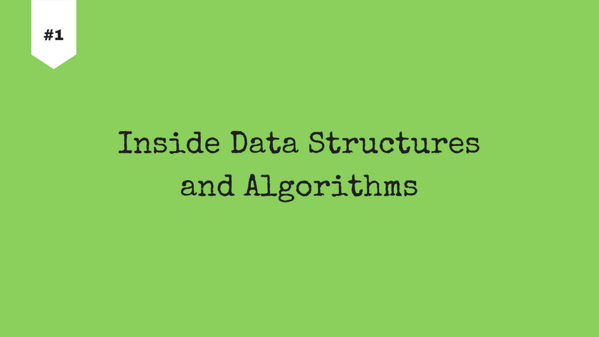 inside data structures and algorithms by mayukh datta - thecoducer