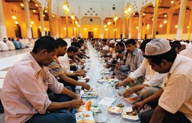 Cara tetap fit dan sehat selama puasa Ramadhan