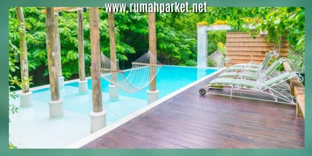 decking samping kolam renang - dcking wpc