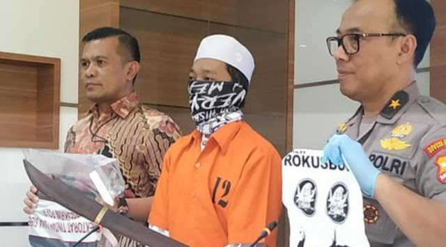 Simpatisan FPI Penyebar Konten Propaganda Moslem Cyber Army Ditangkap