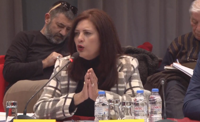 Ντίνα Νικολάκου: Στην Αργολίδα και τη Λακωνία ξένες εταιρείες προσπαθούν να αγοράσουν εκτάσεις ελαιοδένδρων