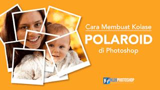 Kolase polaroid