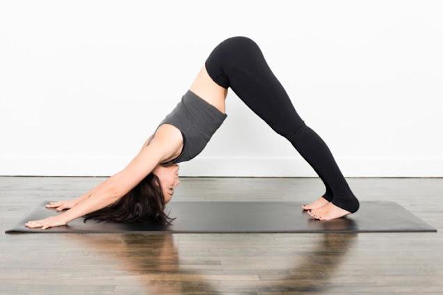 Tư thế Yoga bơm máu lên não trị bệnh rối loạn tiền đình