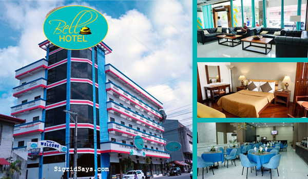 Bell Hotel - Bacolod hotels - MassKara Festival - Negros Occidental - Philippine hotels - Bacolod blogger - travel