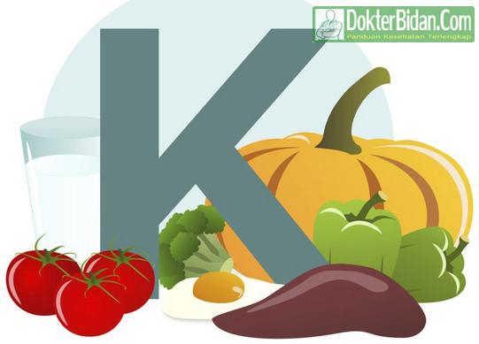 Vitamin K - Manfaat Khasiat Dosis Pemakaian dan Efek Sampingnya Bagi Kesehatan Pria Wanita
