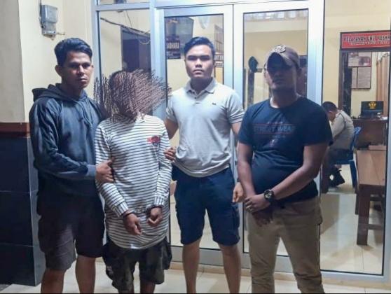 Polesek Tembilahan Ungkap Kasus Pencurian di Rumah Honorer Satpol PP