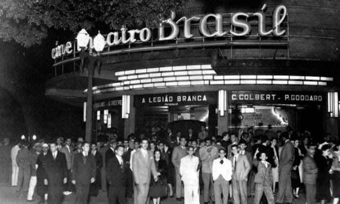 122 anos de cinema brasileiro