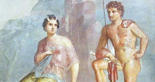 Ο Άργος και η όμορφη Ιώ: Η τοιχογραφία που διασώζει μια αρχαιότατη ελληνική παράδοση από την Αργολίδα