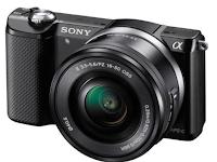 Cara Setting Kamera Sony A5000 Dengan Mudah