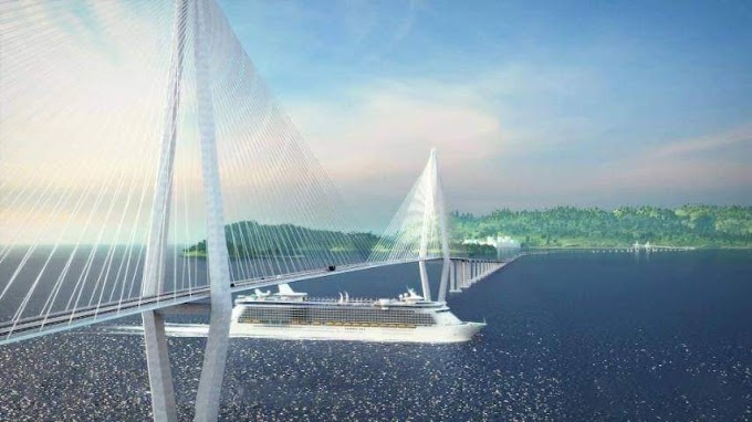 DPWH signs contract for detailed engineering design of Bataan-Cavite Interlink Bridge Project