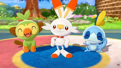 gen 8 pokemon, Pokemon Sword and Shield, Gen 8 Pokemon creatures revealed, pokemon, gaming,