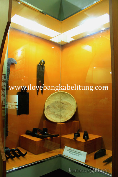 Museum Timah Indonesia Bangka Belitung