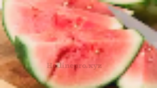 Watermelon: it's anit-impotence drug, the natural approach