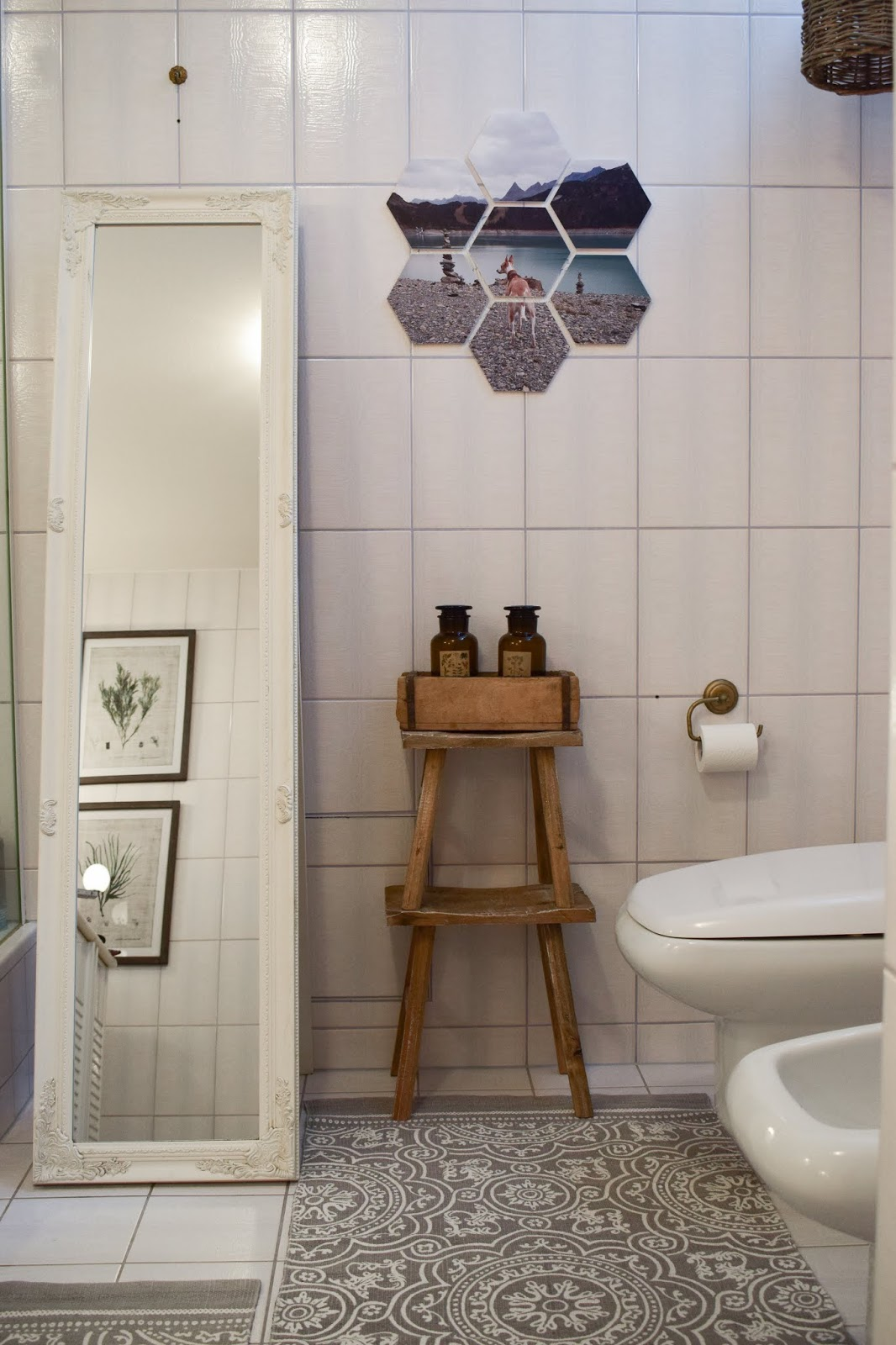 DIY Verschönerung Wandfliesen im Bad: einfach und schnell ...