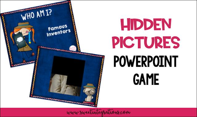 hidden pictures powerpoint image