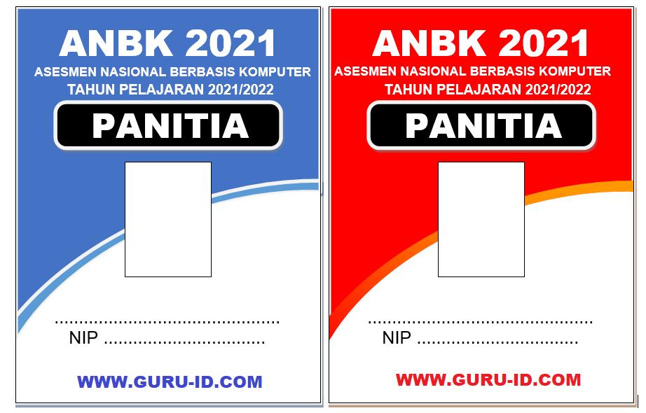 gambar id card anbk
