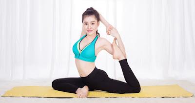 tập yoga đung kỹ thuật