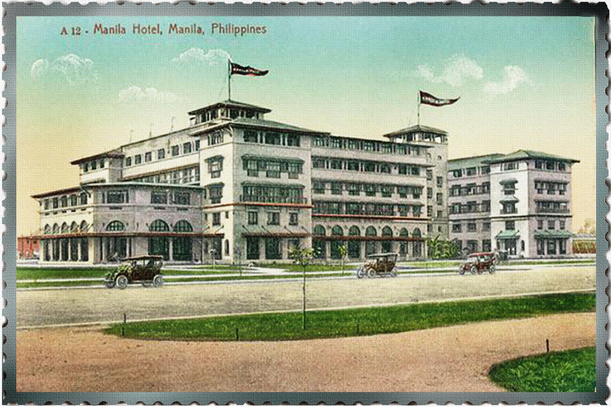 Manila Hotel - Manila, Philippines