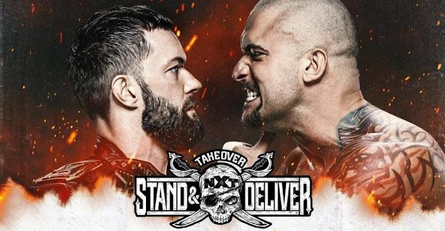 Ver Repeticion Wwe NXT TakeOver Stand Deliver 2021 Noche 2