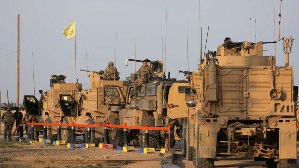Rusia: EE.UU. aumenta tensión en Siria con presencia militar