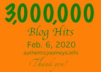 3 million/ 30 Lakh Visitors!