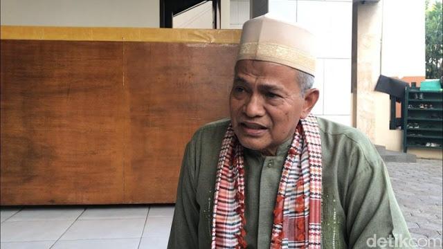 DKM Al Faalah: Ninoy Pendukung Jokowi Diobati Bukan Dipukuli