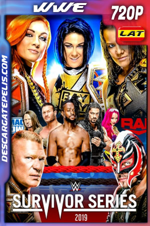 WWE Survivor Series (2019) HD 720p Latino