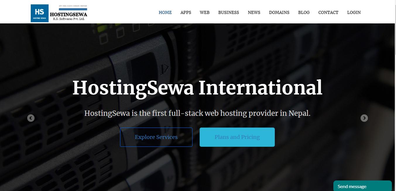 HostingSewa