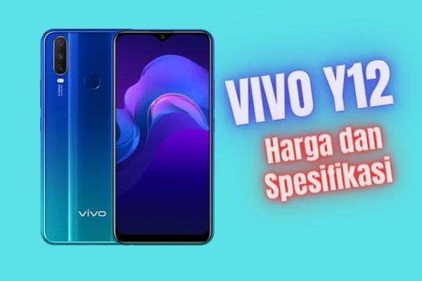 harga dan spesifikasi hp vivo y12