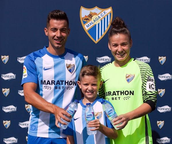 Málaga CF y FONTAREL unen sus caminos los próximos dos años
