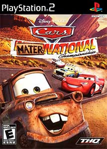 Cars Mater-National Championship Ps2 ISO Ntsc-Pal Español