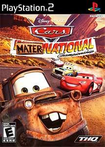 Descargar Disney/Pixar's Cars Mater-National Championship PS2