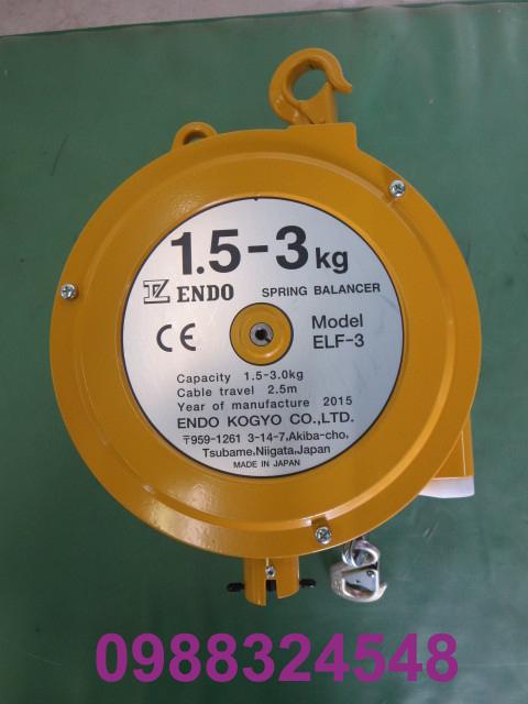 Pa lăng cân bằng Endo ELF-3