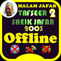 Complete Tafsir Sheikh Ja'afar Mahmud 2003 Part 2 Apk Download